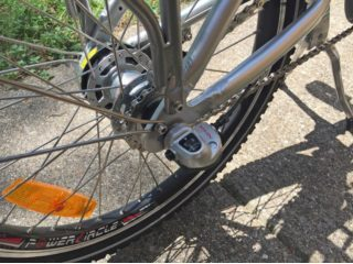 Ez Pedaler X350 Three Speed Shimano Nexus Internally Geared Hub