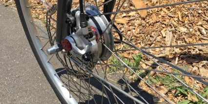 Faraday Porteur S Avid Bb7 Mechanical Disc Brakes