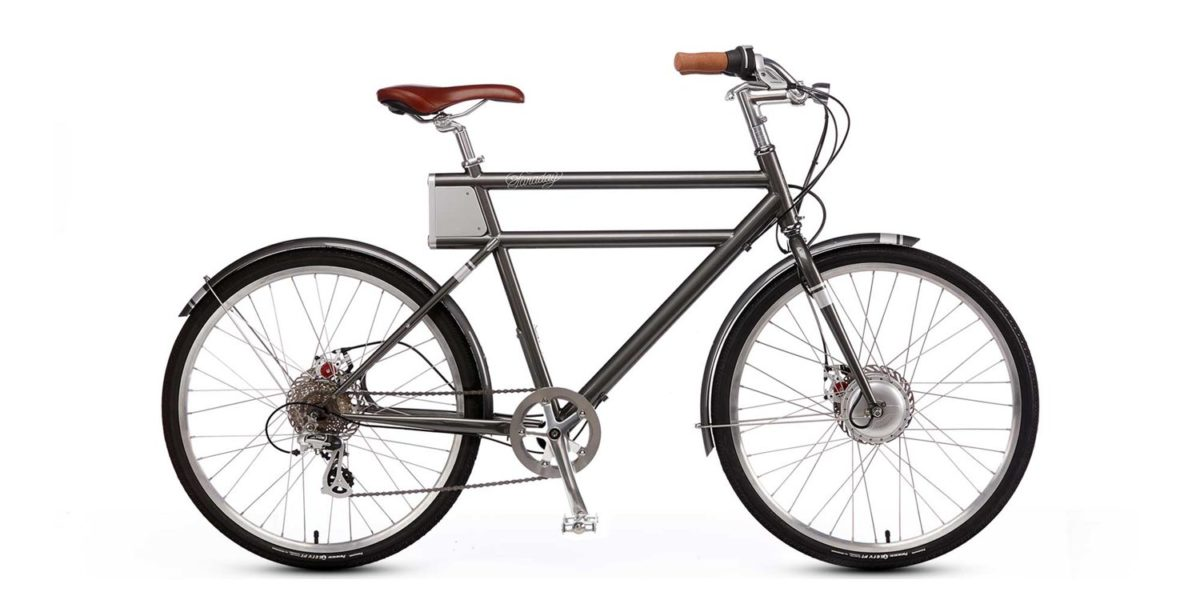 Faraday Porteur S Electric Bike Review 1
