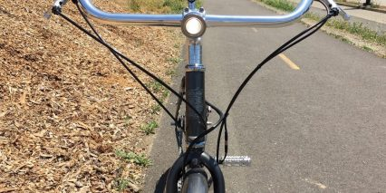 Faraday Porteur S Integrated Led Headlight