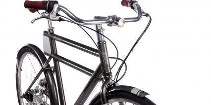 Faraday Porteur S Stock Front