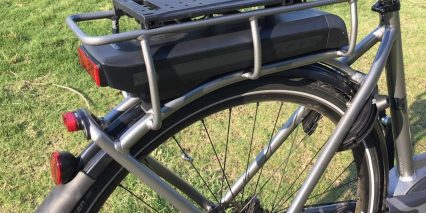 Felt Verzae Bosch Powerpack 400 Rear Rack Battery