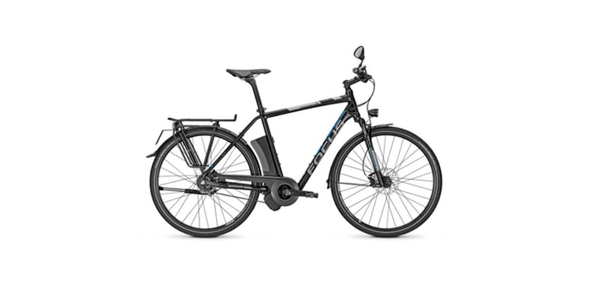 Focus Aventura Impulse Speed 1 0 Electric Bike Review