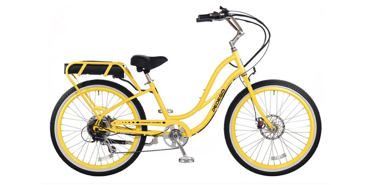 Pedego Step Thru Comfort Cruiser Ii Electric Bike Review 1