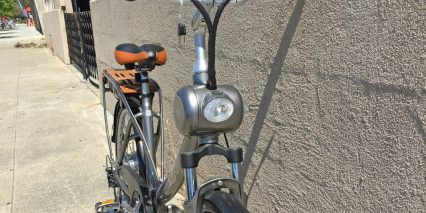 Solex Solexity 400 Iconic Solex Frame With Led Headlight