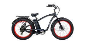 E Lux All Trac Electric Cruiser Bike Review 1