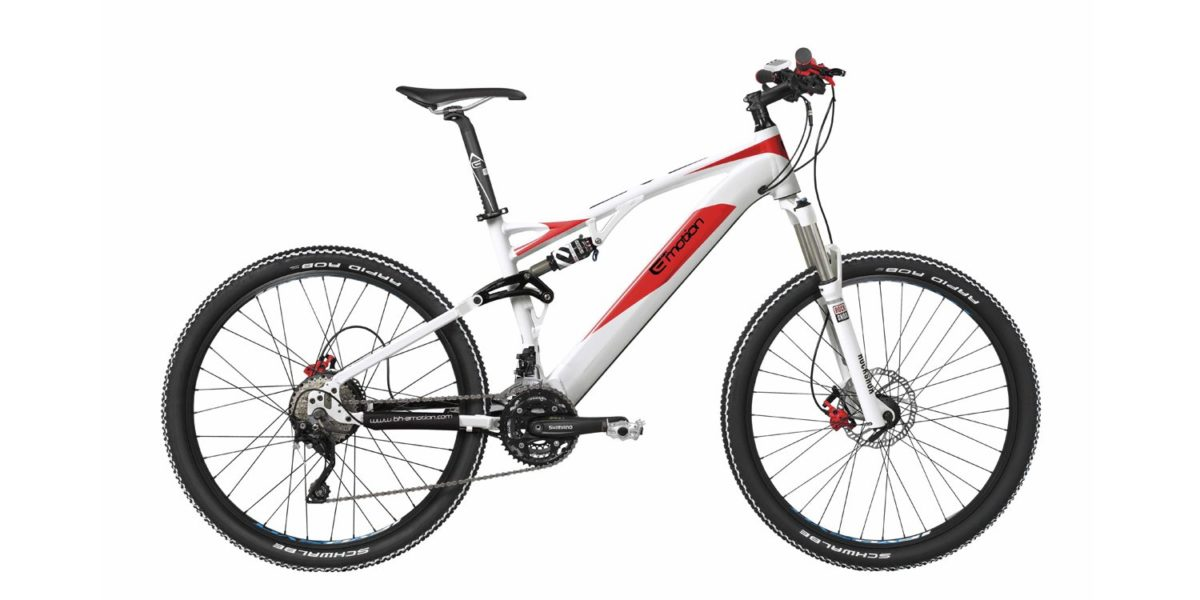 Easy Motion Evo 27 5 Jumper Electric Bike Review 1