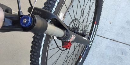 Easy Motion Evo 29 Rockshox Xc30 Air Suspension Fork