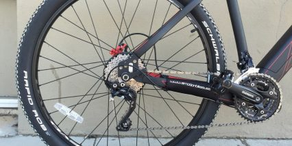 Easy Motion Evo 29 Shimano Deore Xt 30 Speed Drivetrain