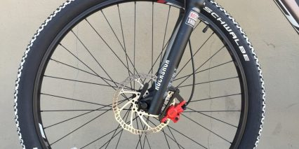 Easy Motion Evo 29 Tektro E Comp Hydraulic Disc Brakes
