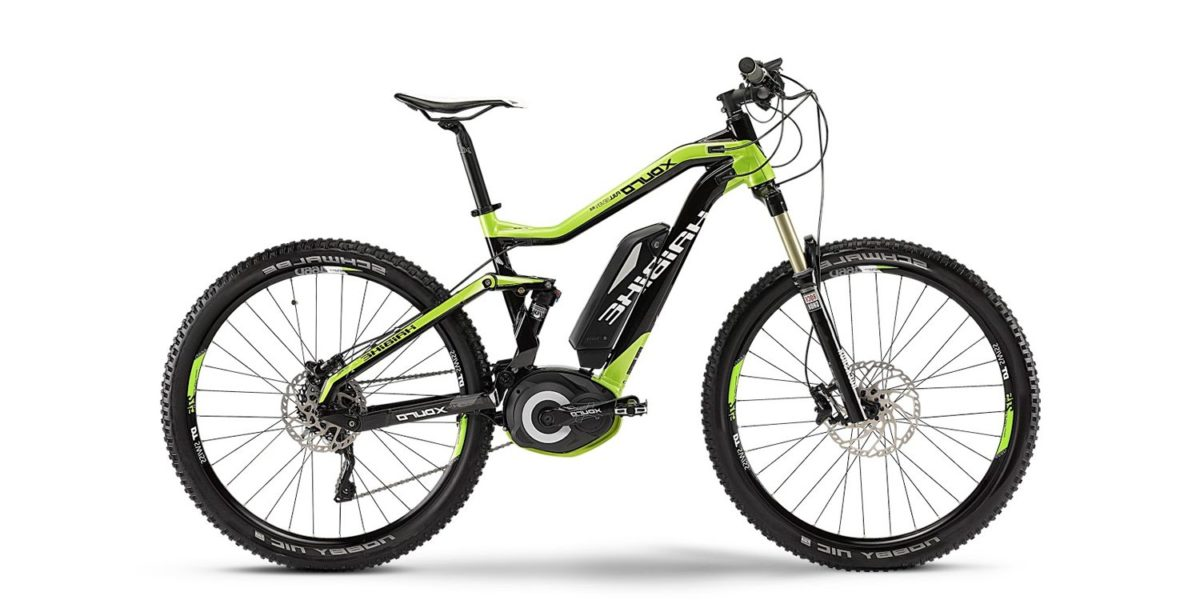 Haibike Xduro Fullseven Rx Electric Bike Review 1