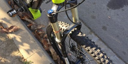 Haibike Xduro Fullseven Rx Rockshox Recon Gold Tk Air Suspension Fork
