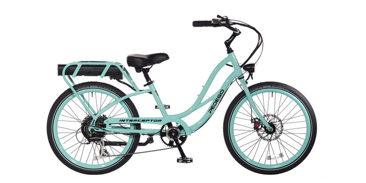 Pedego 24 Step Thru Interceptor Electric Bike Review 1