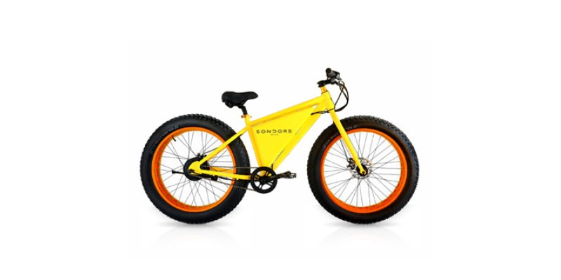 Sondors Thin Review Electricbikereview Com