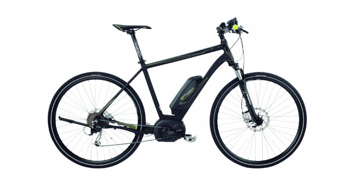 Easy Motion Bosch Cross Electric Bike Review 1