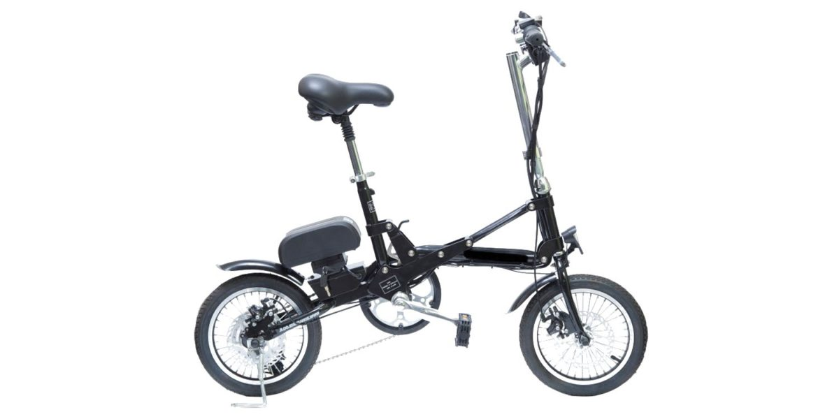 Green World Bike E Trolley Electric Bike Review 1