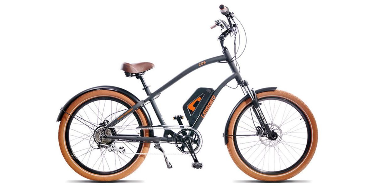 Leisger Cd5 Electric Bike Review