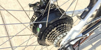 Magnum Ui5 350 Watt 8fun Geared Hub Motor