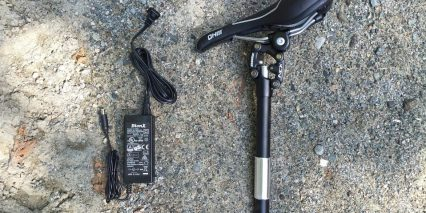 Ohm Sport Xs 750 Plus Charger Optional Suntour Ncx Suspension Post