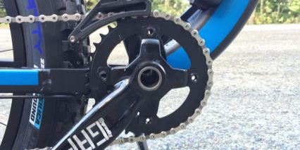 Ohm Sport Xs 750 Plus Gravity Gap Cranks 36 Tooth Chainring
