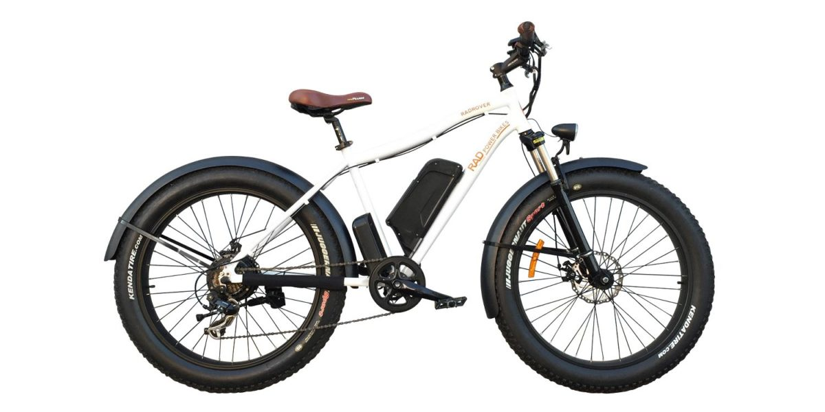 Rad Power Bikes Rad Rover Electric Bike Review 1