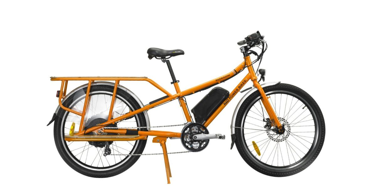 Rad Power Bikes Radwagon Electric Bike Review 1