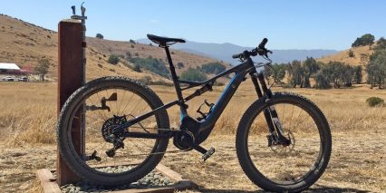 Specialized S Works Turbo Levo Fsr 6fattie Electric Bike