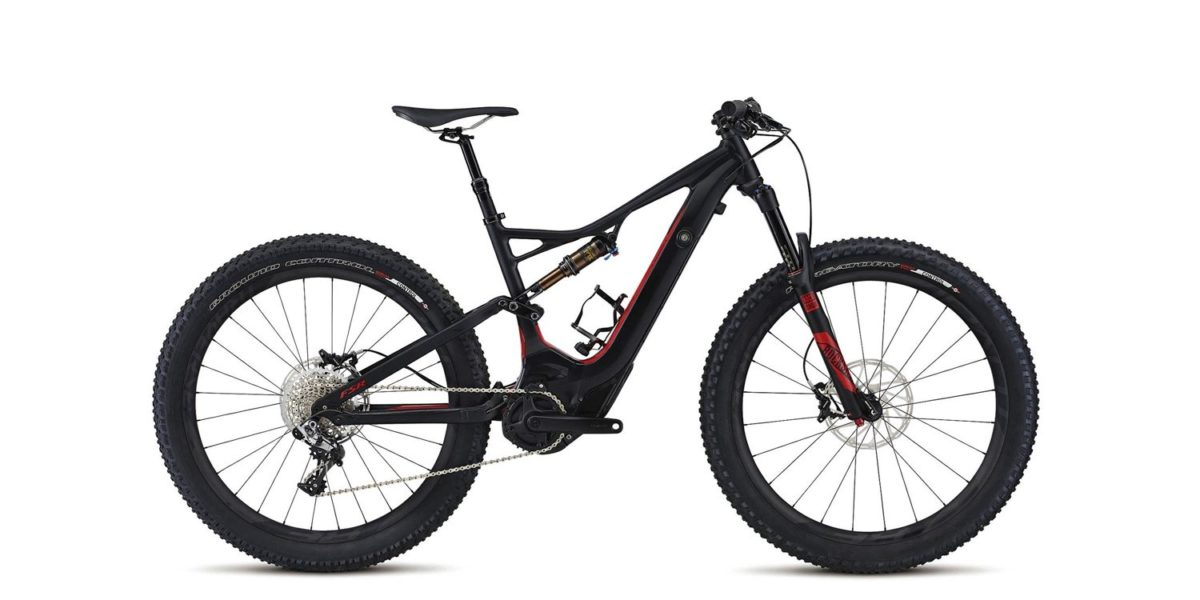 Specialized S Works Turbo Levo Fsr 6fattie Electric Bike Review 1