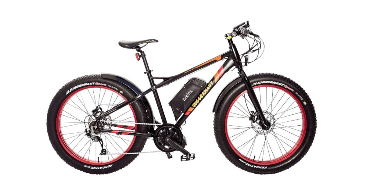 Biktrix Juggernaut Electric Bike Review 1