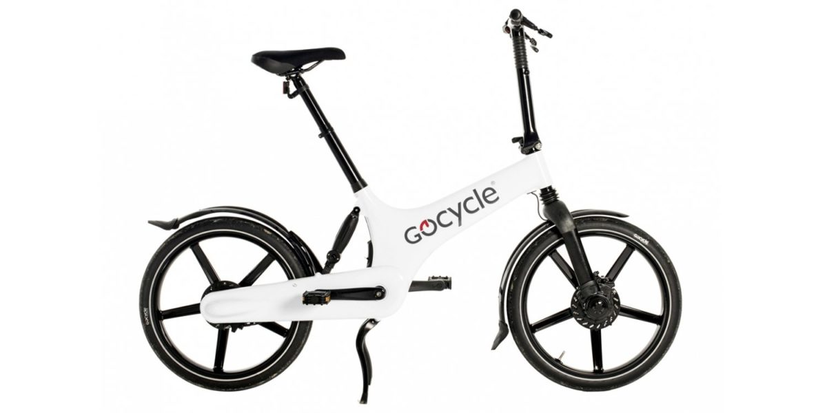 Gocycle G2 Electric Bike Review 1