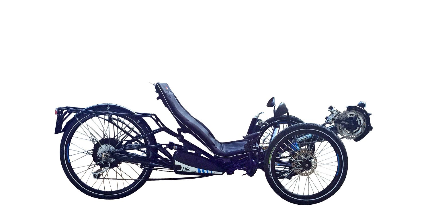 Hp velotechnik scorpion fs 26 s pedelec review prices for Recumbent bike with electric motor
