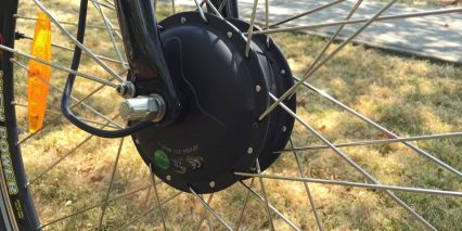 Voltbike Elegant 250 Watt Internally Geared Motor