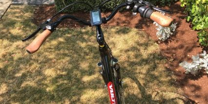 Voltbike Elegant Lcd Display Throttle And Pedal Assist