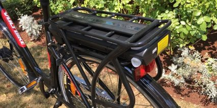 Voltbike Elegant Removable 36 Volt Battery Pack