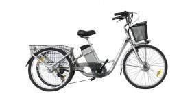 Daymak Florence Electric Trike Review