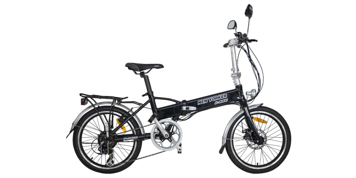 Daymak New Yorker Electric Bike Review