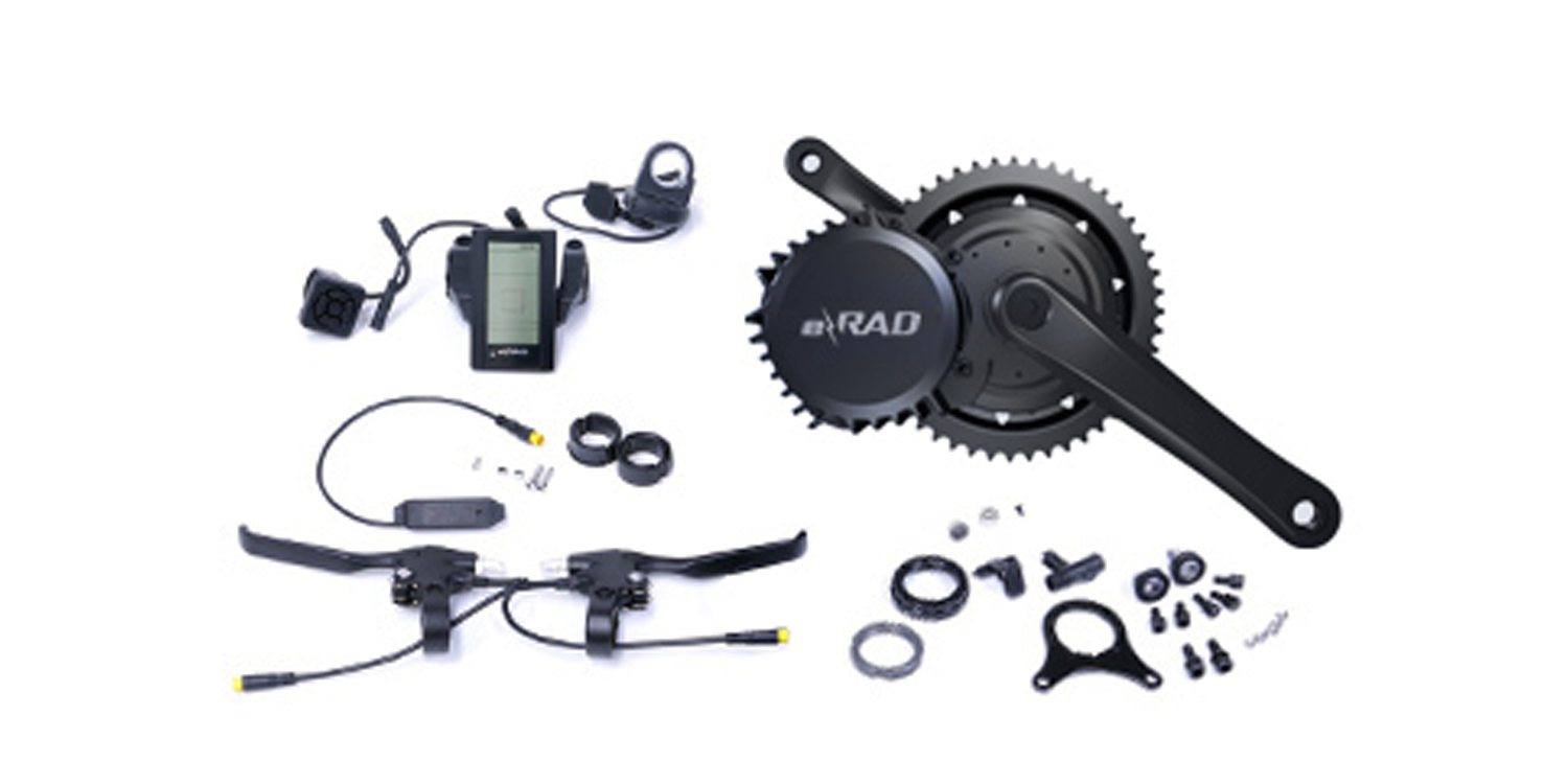 E Rad 1000 Watt Mid Drive Conversion Kit Review Prices