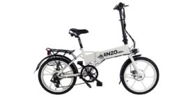 Enzo Ebikes Folding Electric Bike Review 1