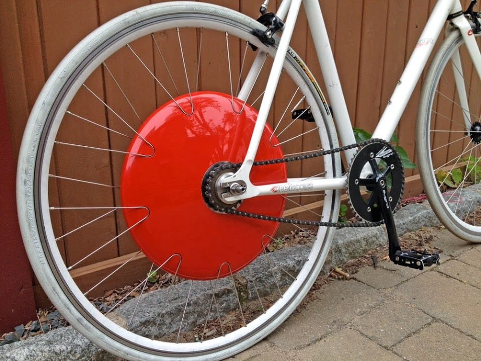 Prototype Superpedestrian Copenhagen Wheel Review Prices Specs