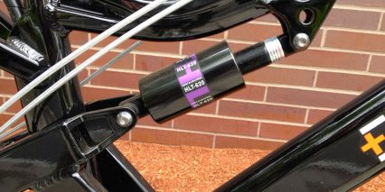 2014 Evelo Aries Center Shock Absorber