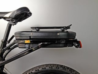 2014 Evelo Aries Removable Battery Pack