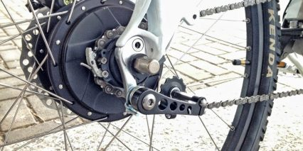2014 Evelo Aurora Chain Tensioner