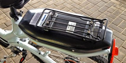 2014 Evelo Aurora Lithium Battery Pack