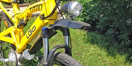 2014 Igo Titan Suspension Fork