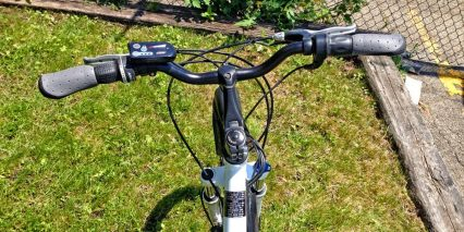 2014 Igo Urban Handlebar Display Shifter