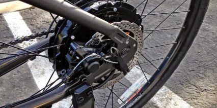 2014 Izip E3 Dash Mechanical Disc Brakes