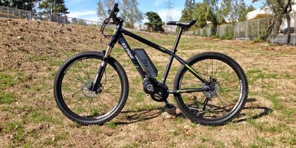 2014 Izip Peak Electric Mountain Bike