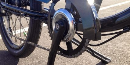 2014 Pedego Interceptor Chain Guard