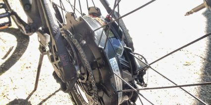 2014 Specialized Turbo Gearless Direct Drive Motor