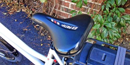 2015 Izip E3 Path Plus Comfort Saddle